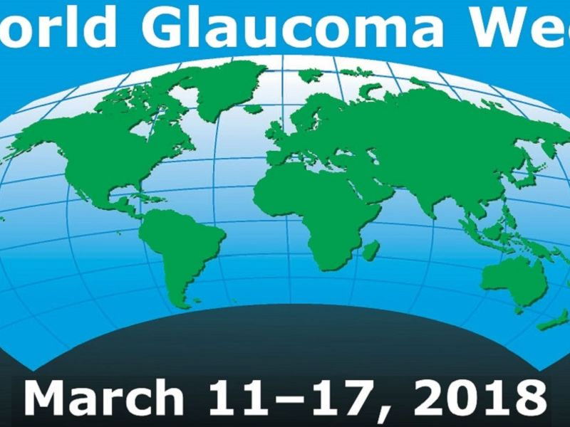 World Glaucoma Week poster