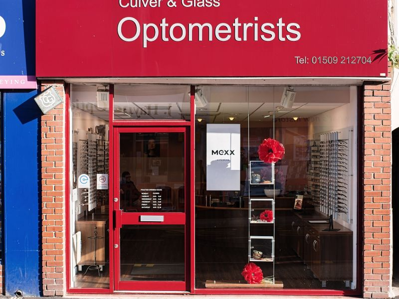 culver and glass optometrists