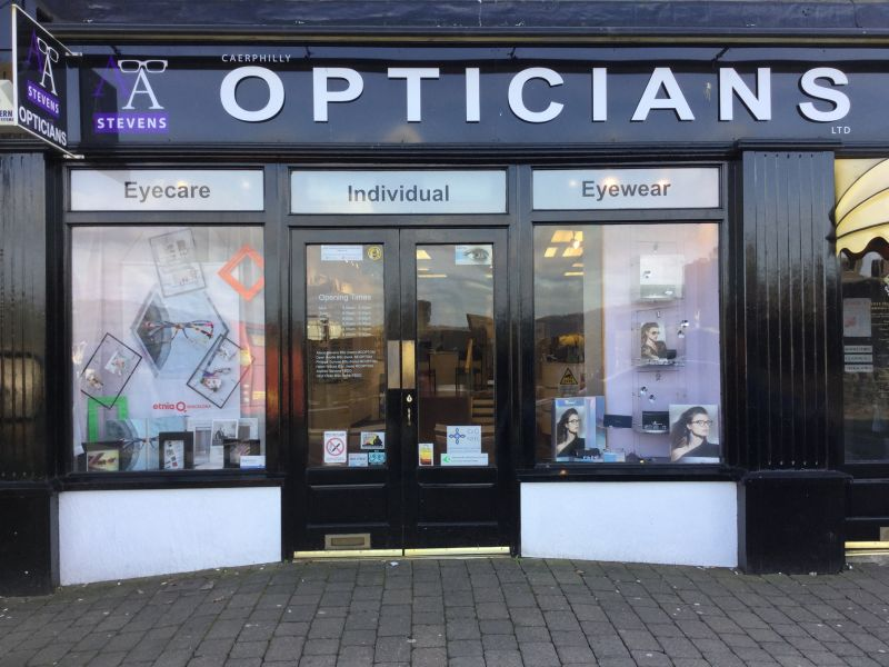a and a stevens opticians