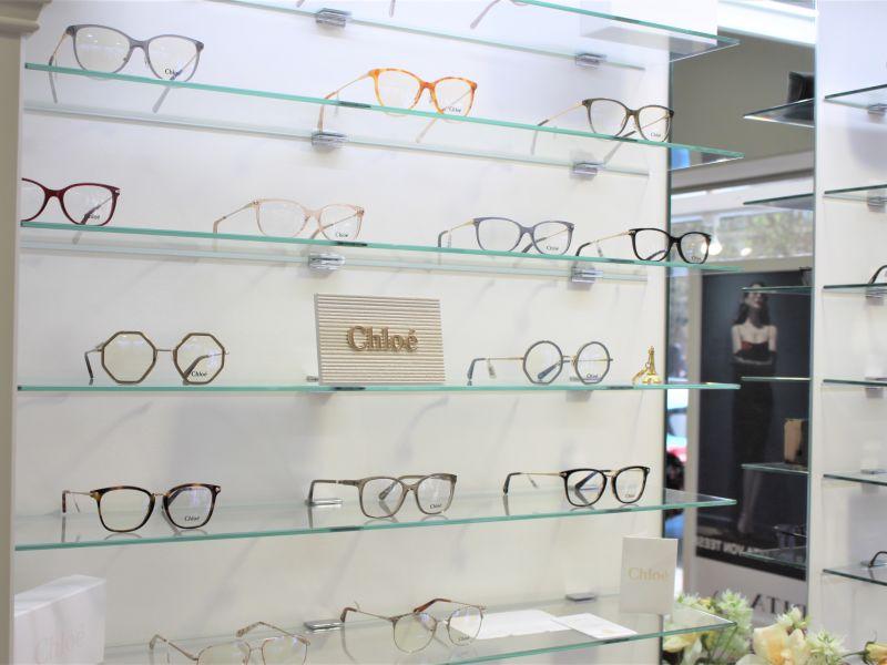 Chloe frames at Marlow