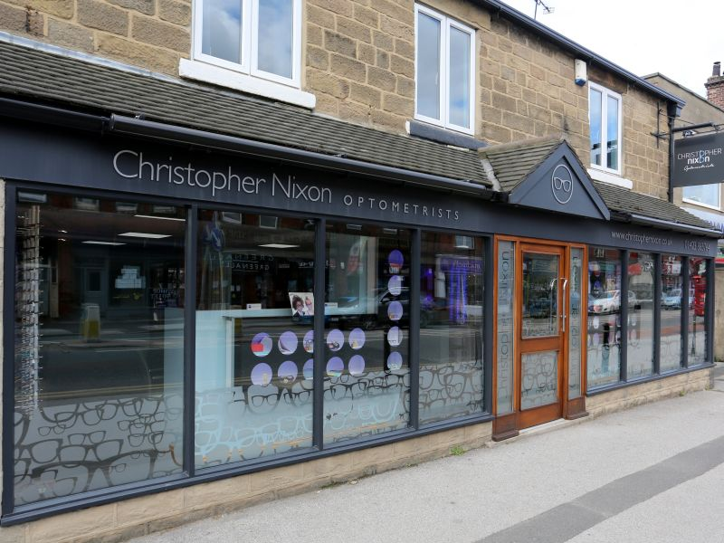christopher nixon optometrists