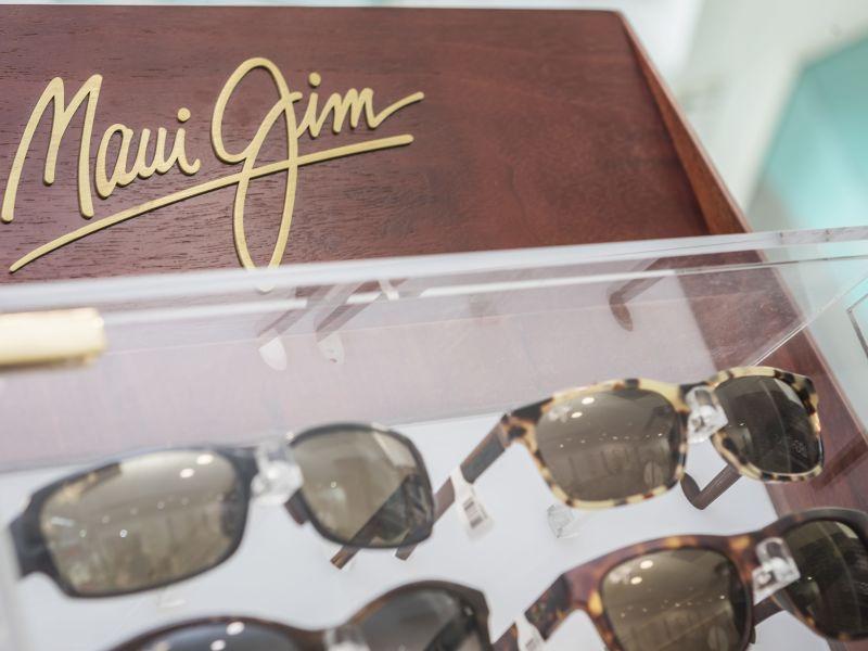 Selection of Maui Jim sunglasses
