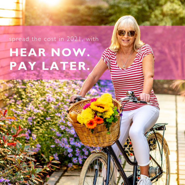 hear now pay later