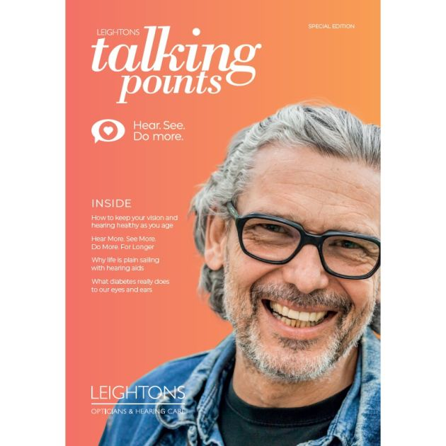 summer 2019 talking points front cover