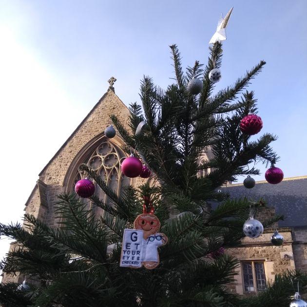 leightons christmas tree