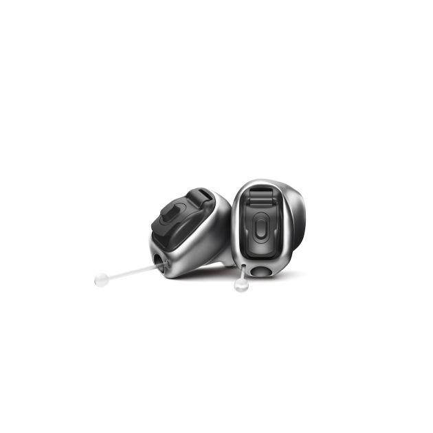 phonak virto b titanium hearing aids pair