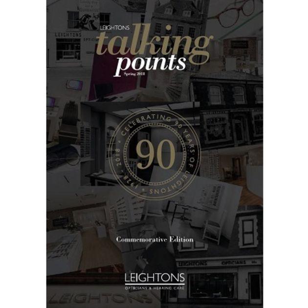leightons talking points spring 2018