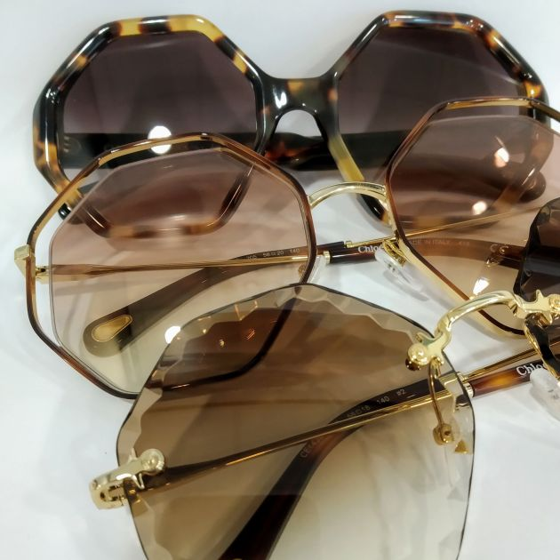 Chloe Sunglasses range Leightons Haywards Heath
