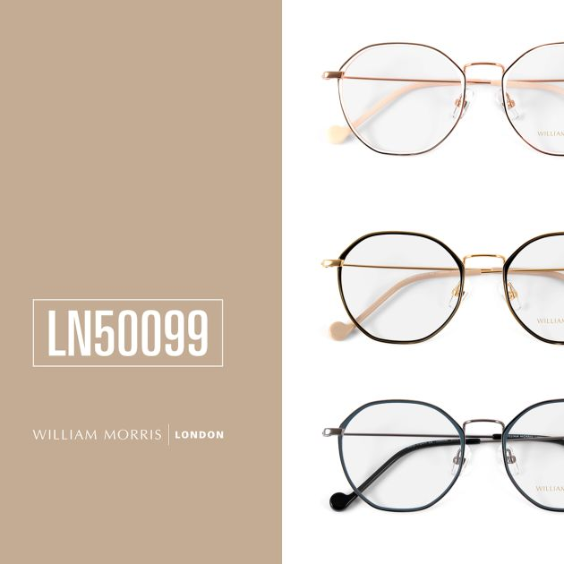 William Morris eyewear