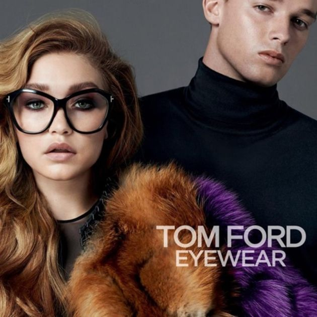 Tom Ford glasses and sunglasses
