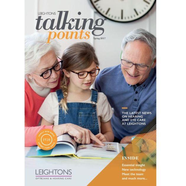 leightons talking points spring 2017