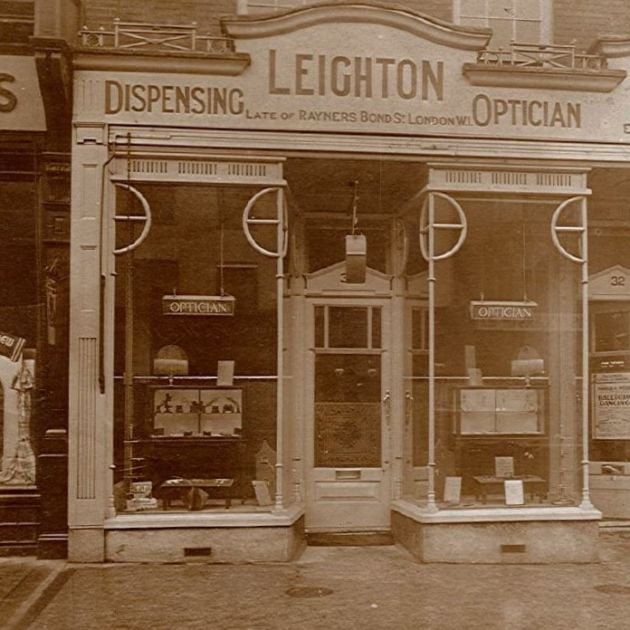 leightons first branch