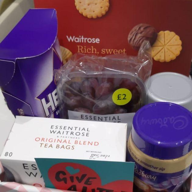Woodley Waitrose Gift