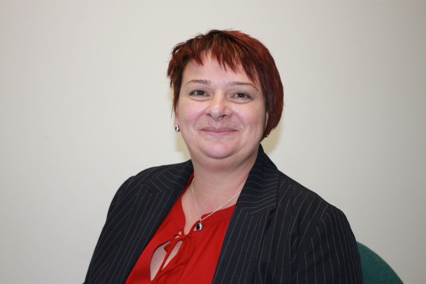 Sarah Cain (FDSc)