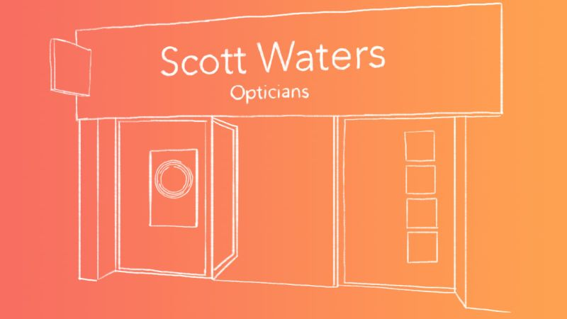 Scott Waters Opticians now offer hearing services | THCP
