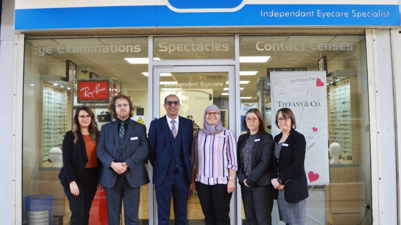 Hearing care now available at Airedale Opticians