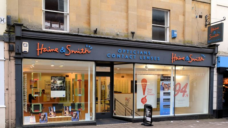 Hearing care services now available at Haine & Smith Opticians