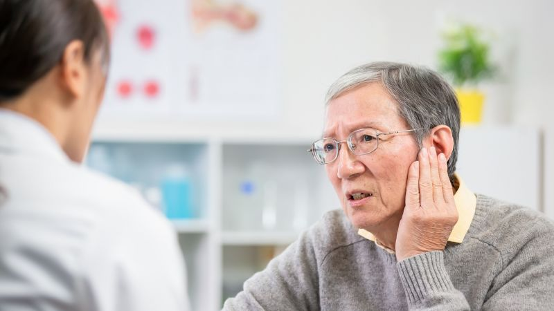 Our guide to diagnosing ear pain | THCP