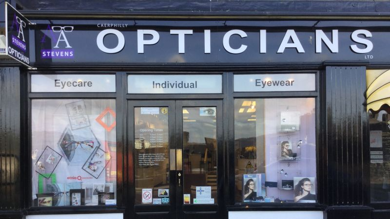 THCP lands in A&A Stevens Opticians | THCP