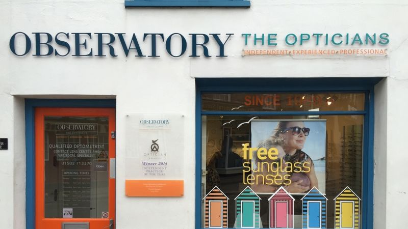 THCP Opens In Observatory And Wardale Williams Opticians | THCP