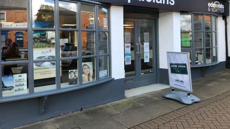 Edmonds & Slatter open new hearing care location in Kibworth