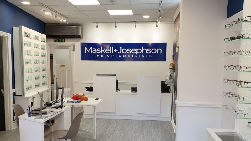 Maskell + Josephson The Optometrists offer hearing services | THCP