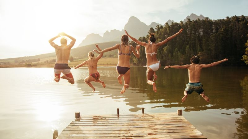 Got the bug for wild swimming? 3 top tips to protect your ears