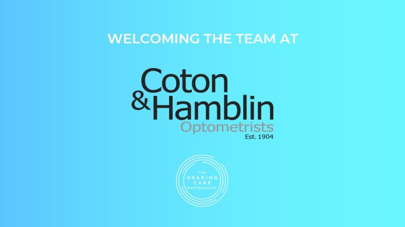 Coton & Hamblin Optometrists offer expert hearing care | THCP