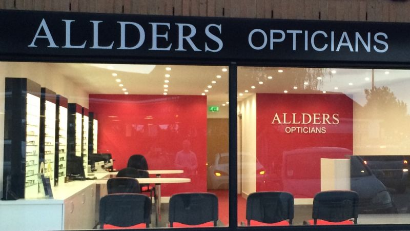 Allders Opticians Join THCP | The Hearing Care Partnership