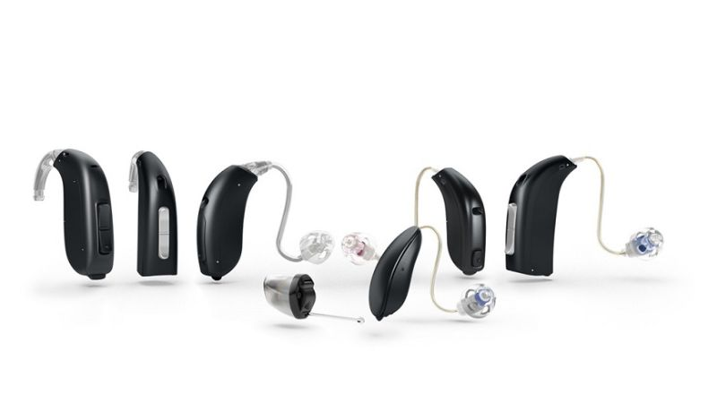 The Main Types Of Hearing Aids | The Hearing Care Partnership