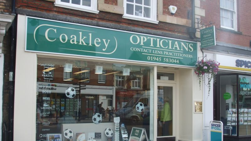 Hearing Services Now Available In Coakley Opticians | THCP