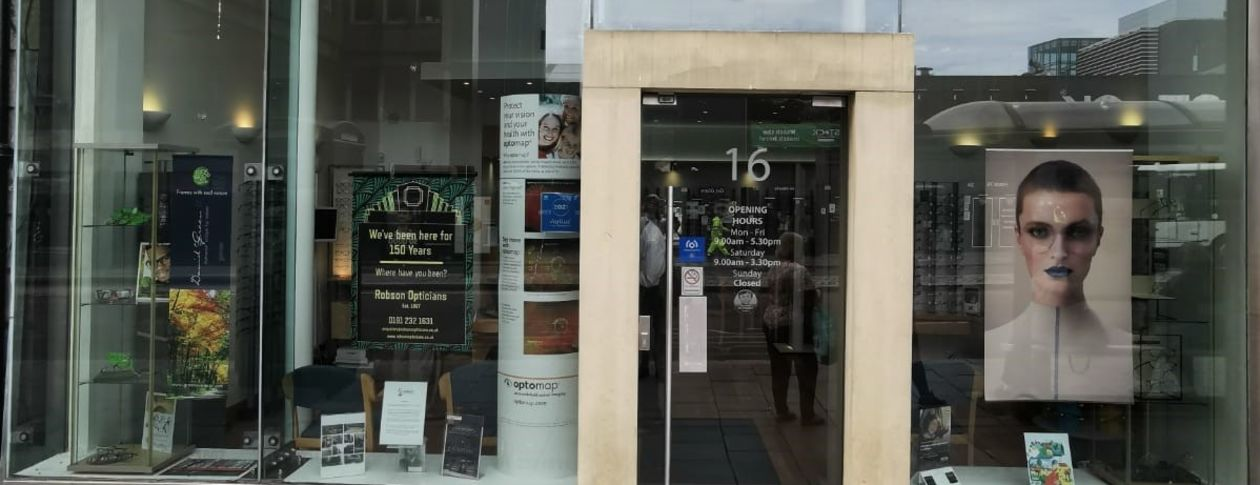 Robson Opticians now offering hearing services