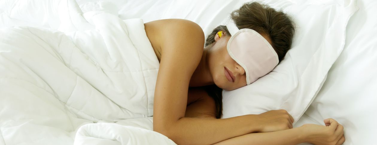 Could ear plugs help you get a good night's sleep?