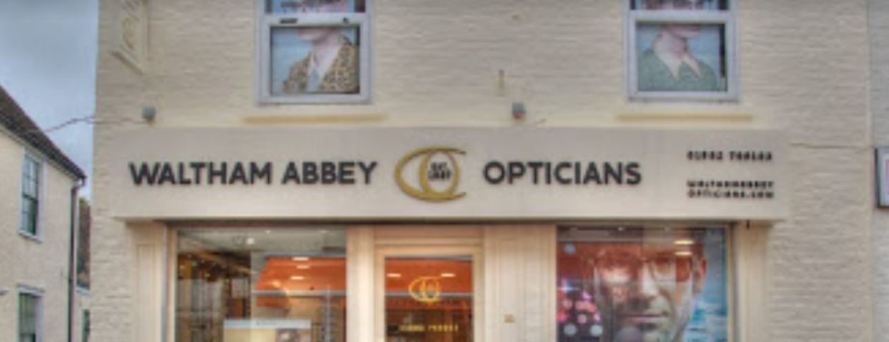 Test your hearing at Waltham Abbey Opticians