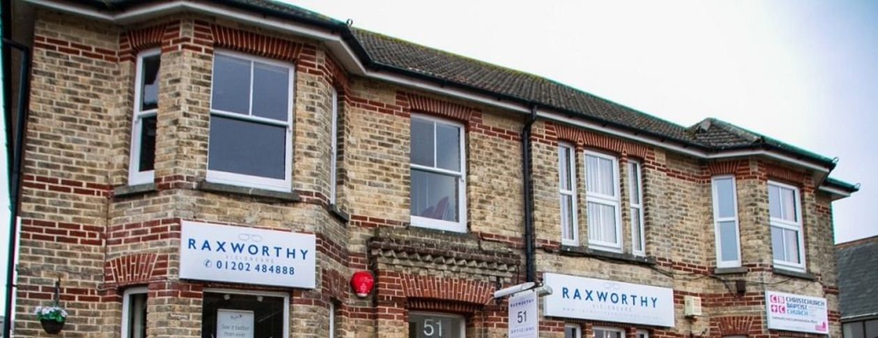 A New Partnership with Raxworthy Visioncare