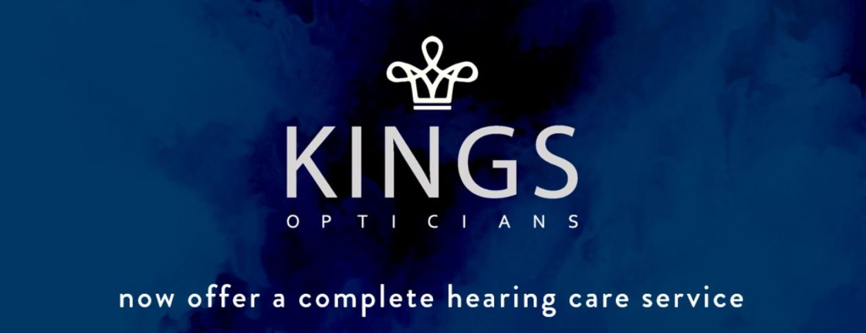 Experience quality hearing care at Kings Opticians