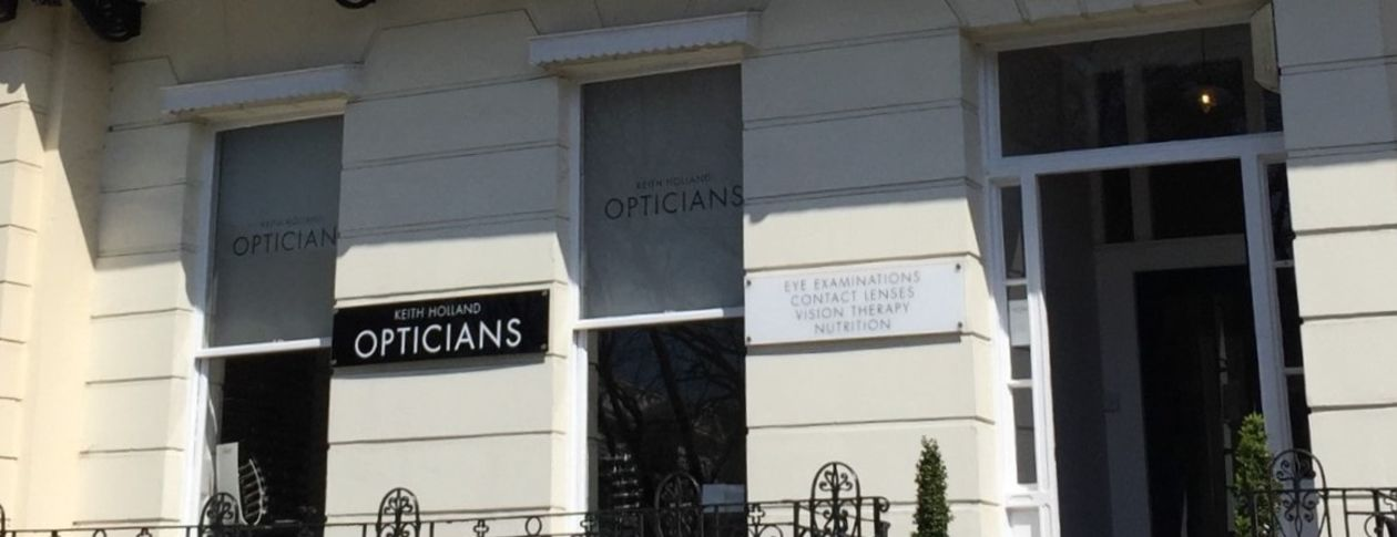 THCP opens in Keith Holland Opticians