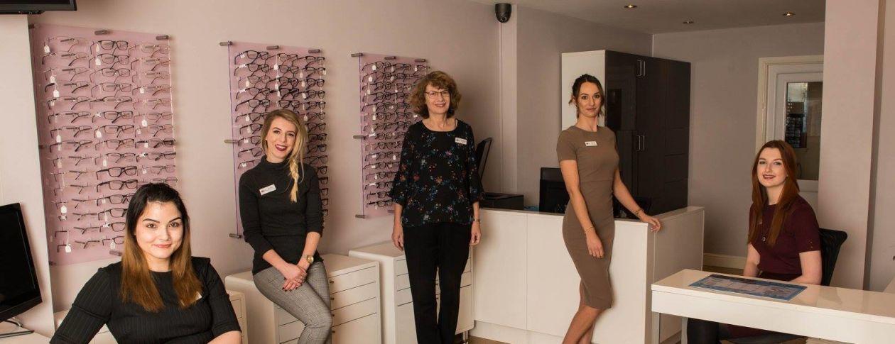 bowen opticians staff