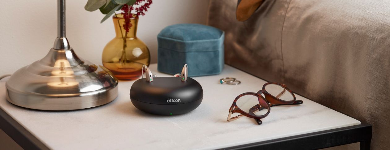 Introducing the new Oticon Opn S hearing aid