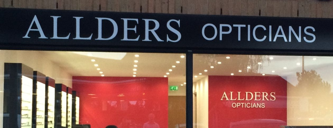 Allders Opticians join THCP
