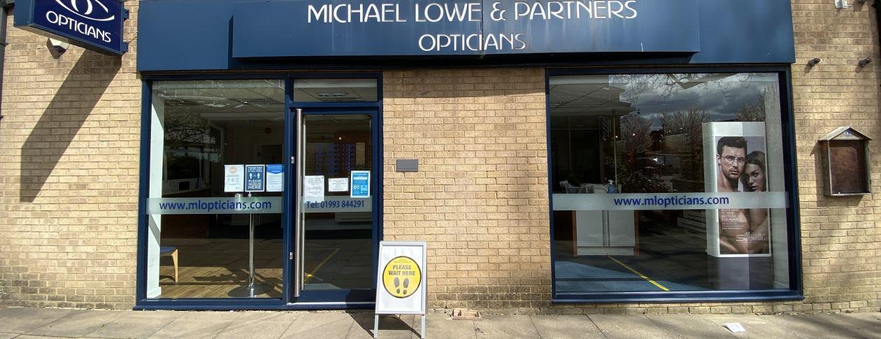 Michael Lowe & Partners Optometrists exterior