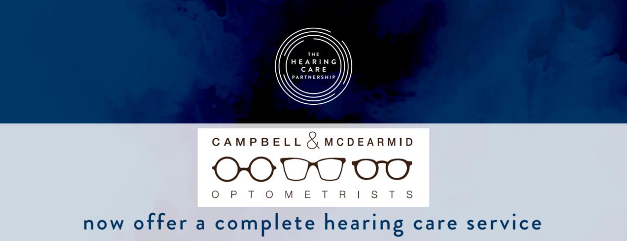 Campbell & McDearmid Logo