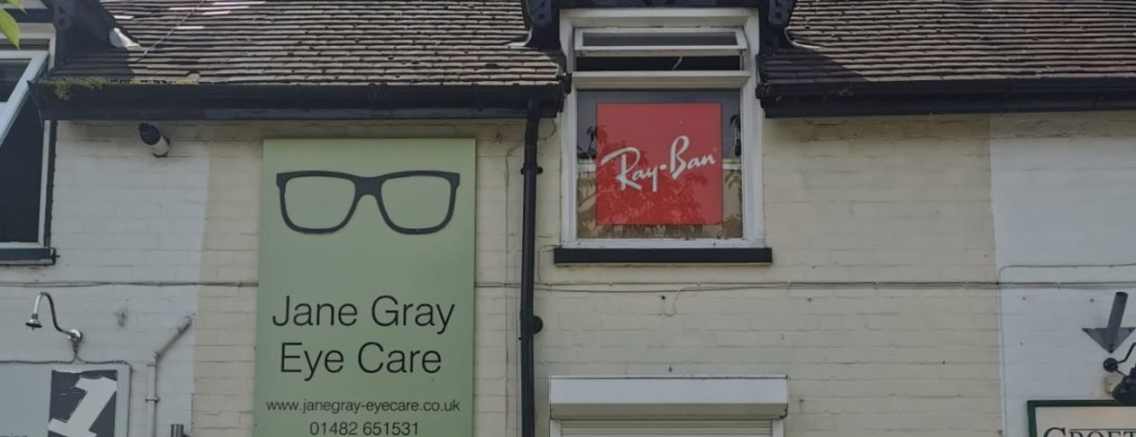 Jane Gray shop front