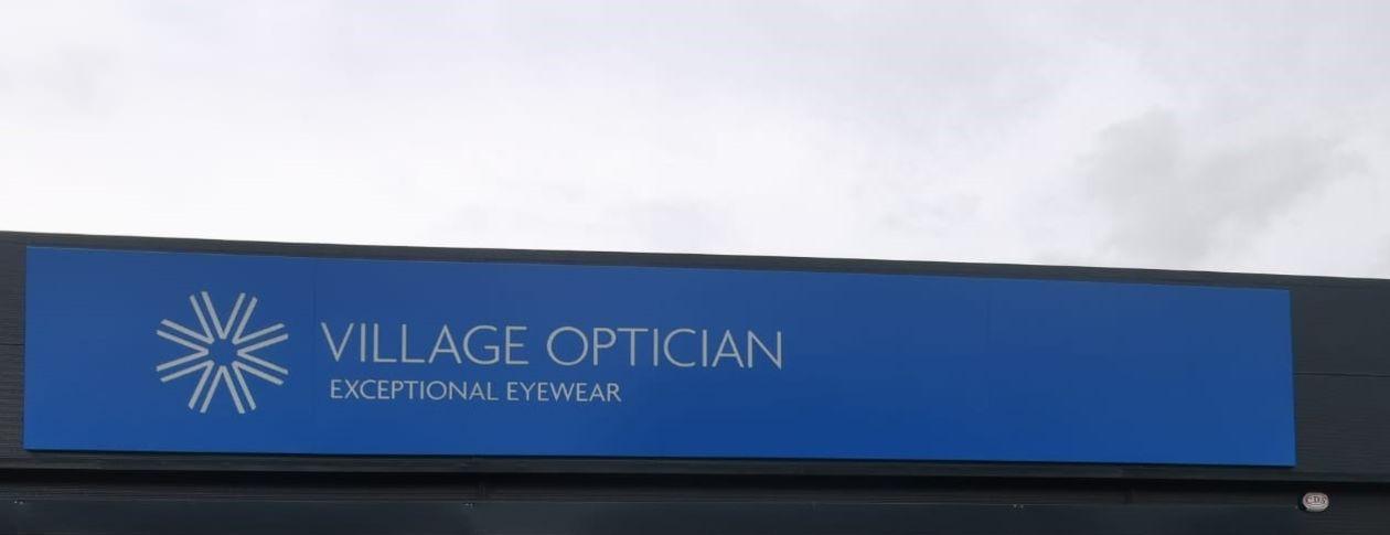 Village Opticians exterior
