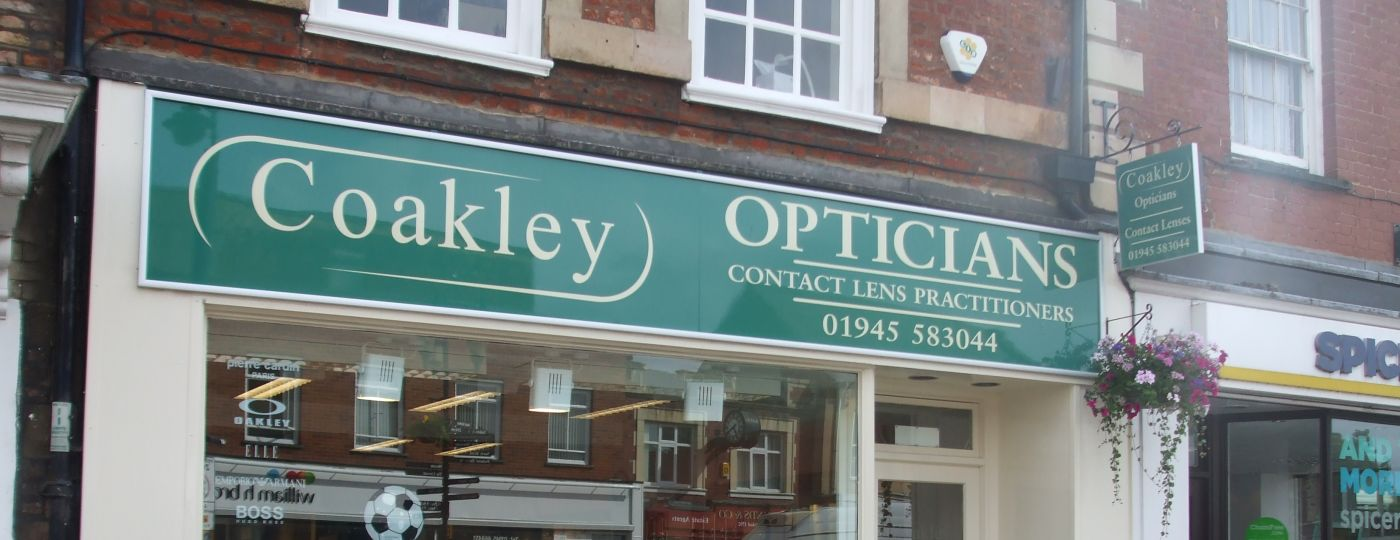 Hearing services now available in Coakley Opticians