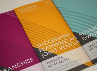 leightons business ownership brochures