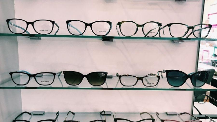 Camberley tiffany glasses