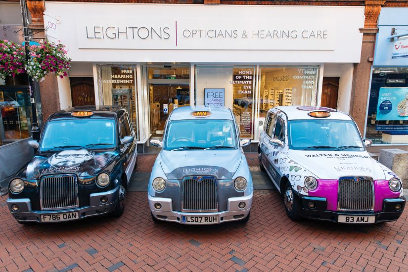 leightons taxis