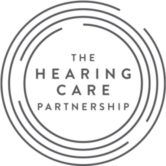 the hearing care partnership logo