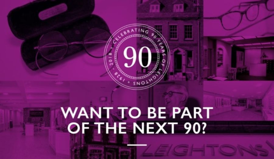 Want to be part of the next 90?